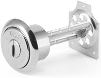 External and internal  rim cylinders, Padlocks, Deadbolt- and latch bolt locks